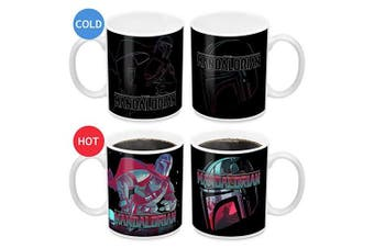 Star Wars The Mandalorian Coffee Mug Heat Change