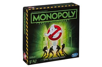 Monopoly Ghostbusters Edition (sound)