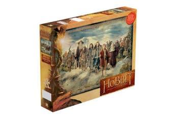 Impact Puzzles The Hobbit An Unexpected Journey Puzzle 1000 Pieces