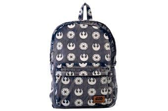 Star Wars Emblems Print Backpack