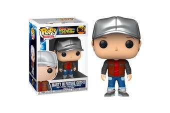 POP Back to the Future Marty in Future Outfit