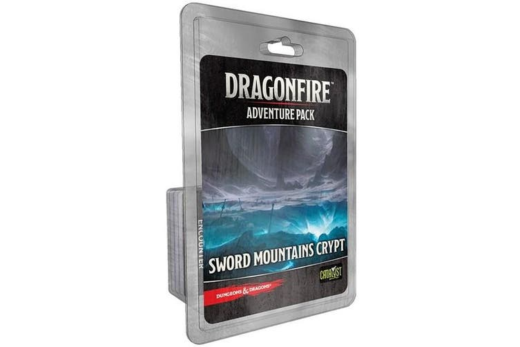 D&D Dragonfire Adventure Pack Sword Mountains Crypt