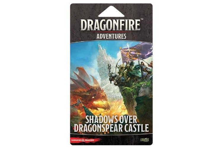 D&D Dragonfire Adventure Pack Shadows Over Dragonspear Castle