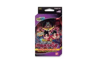 Dragon Ball Super Vermilion Bloodline Premium Pack Set 02