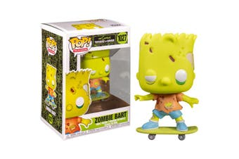 POP The Simpsons Zombie Bart