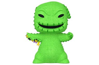 POP Disney Nightmare Before Christmas Oogie Boogie with Bugs Green Glitter (RS)