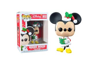 POP Disney Minnie Mouse Holiday