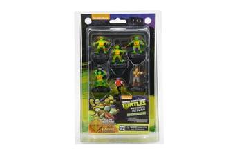 Heroclix TMNT Shredder's Return Fast Forces