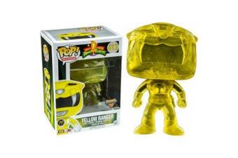 POP Power Rangers Yellow Ranger Morphing Exclusive (RS)