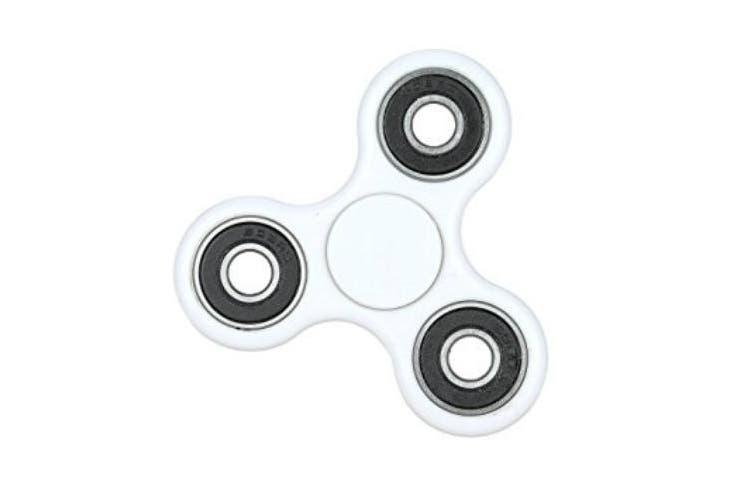 Fidget Spinner White