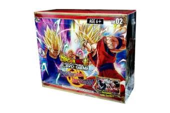 Dragon Ball Super World Martial Arts Tournament Theme Booster 02 Box
