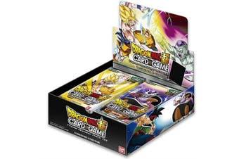 Dragon Ball Super Clash of Fates Theme Booster 03 Box