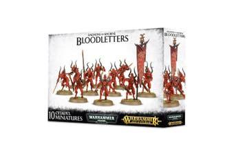 Warhammer 40K / Age of Sigmar Daemons of Khorne Bloodletters 97-08