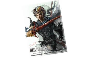 Final Fantasy II Card Sleeves Firion (60)