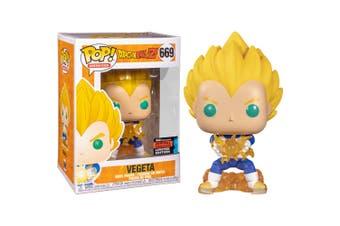 POP Dragon Ball Z Vegeta Final Flash NYCC 2019 (RS)