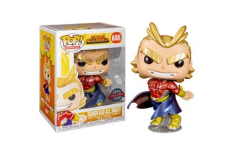 POP My Hero Academia Silver Age All Might Metallic (RS)