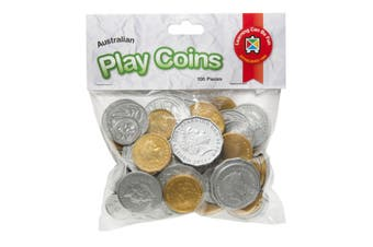 Plastic Coins In Bag