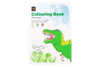 Colouring Book Dinosaur