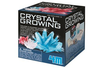 Crystal Growing Kit Assorted