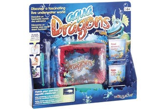 Aqua Dragons Underwater World Kit