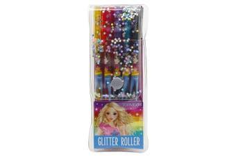 Top Model Glitter Gel Pen Pack