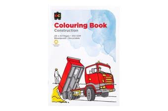 Colouring Book Construction