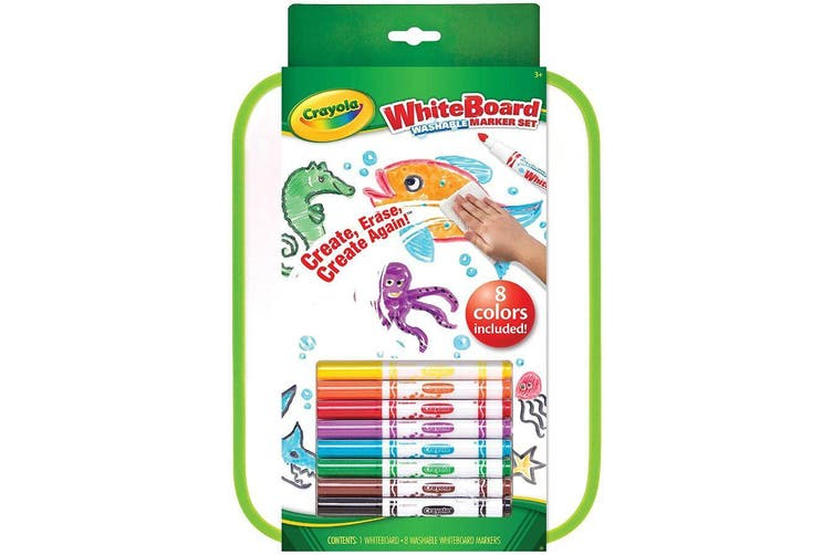 Crayola Dry Erase Board & Washable Markers