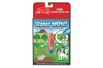 Melissa & Doug On The Go Water WOW Farm