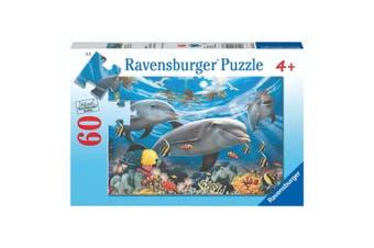 Ravensburger Puzzle 60 Piece Caribbean Smile