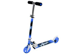 Halo Supreme Inline Scooter Blue