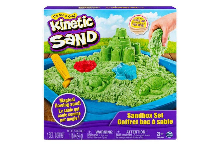 Kinetic Sand Box Set Assorted