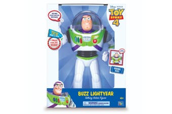 Toy Story 4 Talking Figure Buzz Lightyear
