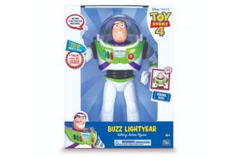 Toy Story 4 Talking Figure Buzz Lightyear