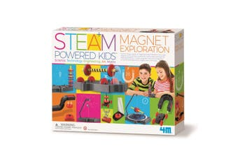 STEAM Powered Kids Magnet Exploration