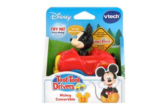 VTech Toot Toot Drivers Disney Vehicles Assorted