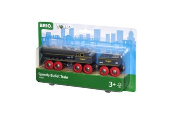 Brio Speedy Bullet Train 2 Pieces