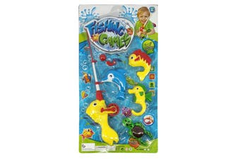 Magnetic Fishing Sport Game