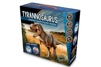 Floor Puzzle Tyrannosaurus