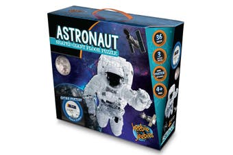 Floor Puzzle Astronaut