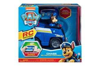 Paw Patrol Remote Control Vehicle Assorted