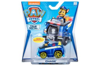 Paw Patrol Diecast Vehicle Assorted - Randomly Selected
