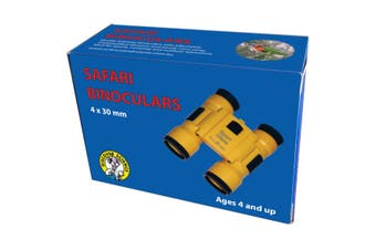 Binoculars Safari Yellow