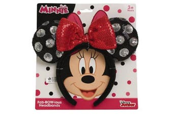 Minnie Fab-BOW-lous Headband Assorted