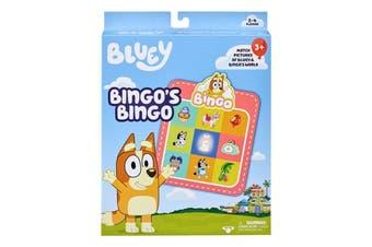 Bluey Bingos Bingo Game
