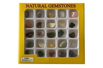 Gemstones Box Display