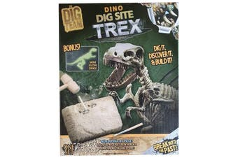 Dino Dig Site Dig & Build Assorted