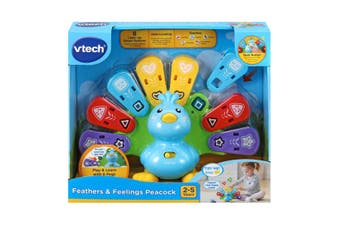 VTech Feathers & Feelings Peacock