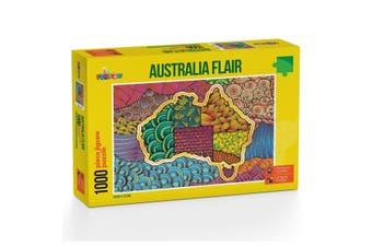 Funbox Puzzle 1000 Piece Australia Flair