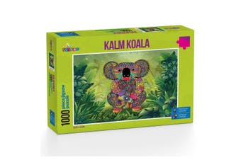 Funbox Puzzle 1000 Piece Kalm Kaoala