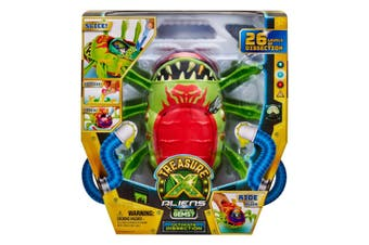 Treasure X Aliens Series 2 Ultimate Dissection